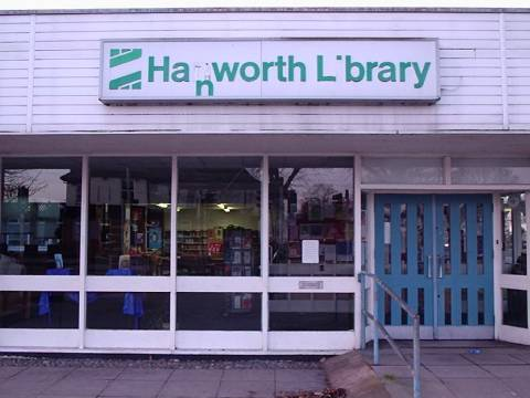 Hanworth Library